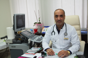 Internista Nidal Najjar Centrum Medyczne NMED Złotoryja